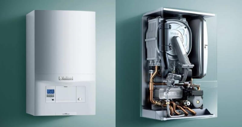 Vaillant ecoTEC plus VUW фото
