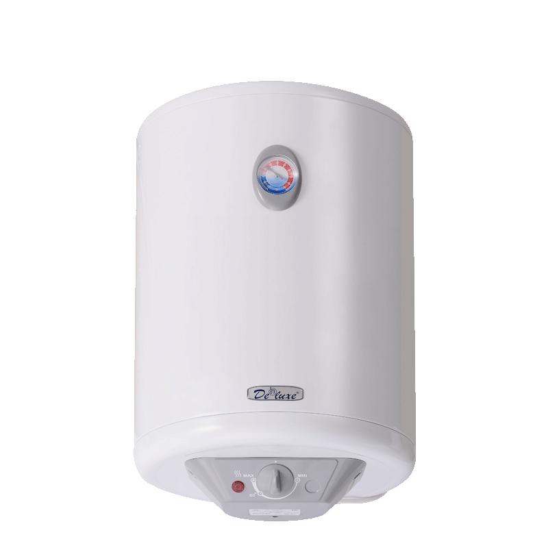 Электроводонагреватель Premier Plus 30 л, мощ. 1,5 кВт, высота 504 мм, диаметр 360 мм De luxe