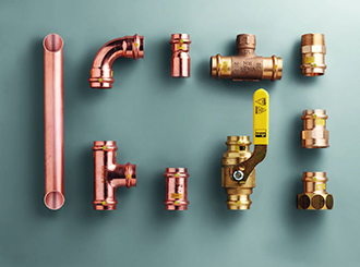 монтаж газовой арматуры