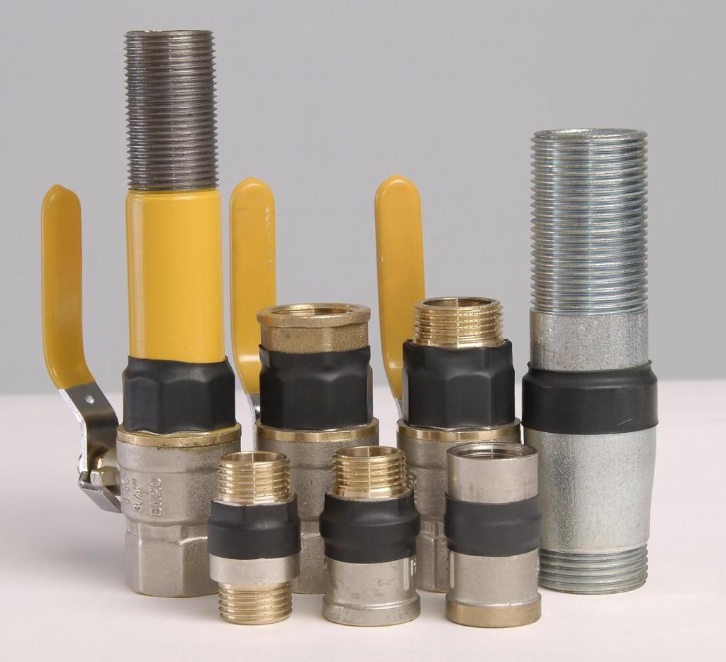 Неразъемные изолирующие соединения ИС-25 для газа