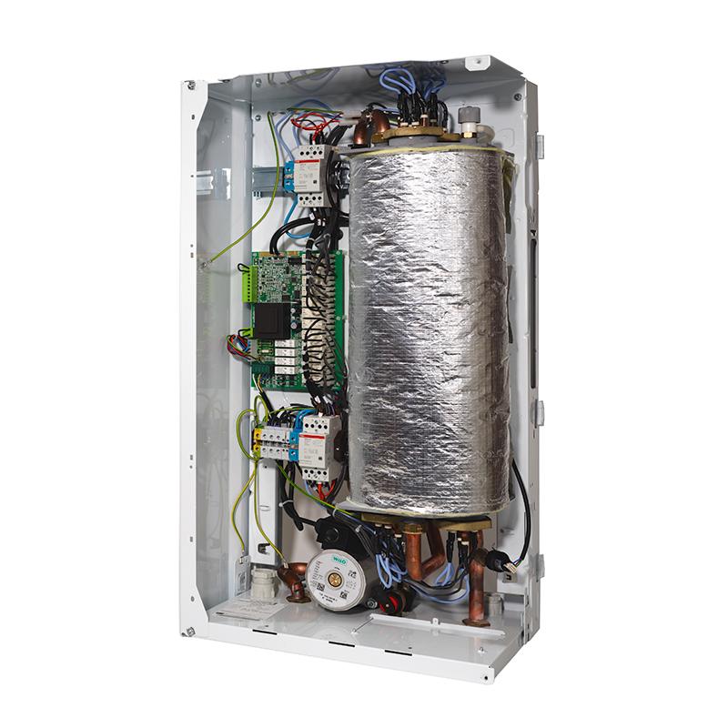электрический котел отопления Protherm внутри
