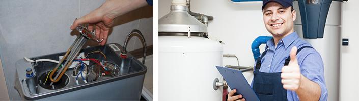 услуги по ремонту водонагревателей в Уфе